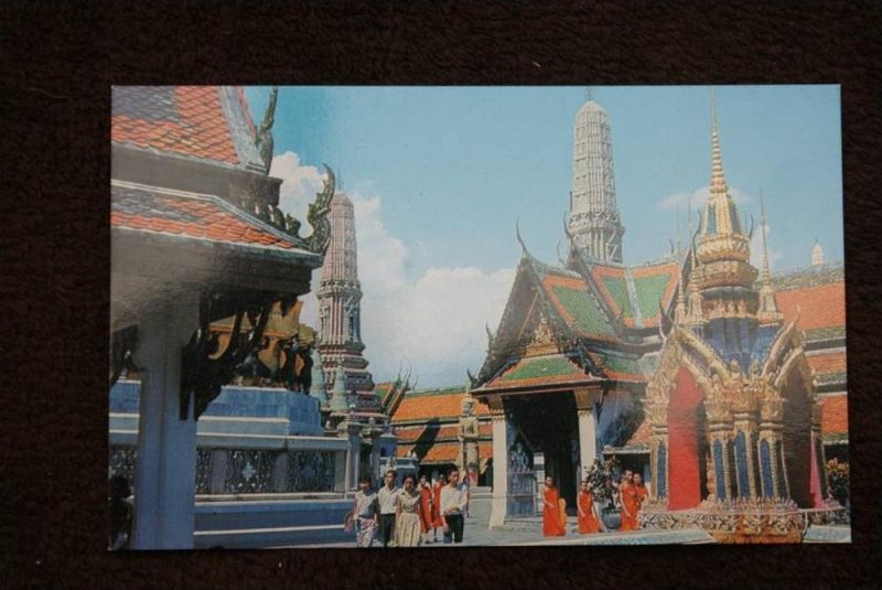 THAILAND - SIAM, Bangkok, Wat Phra Keo