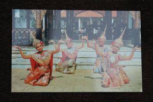 THAILAND - SIAM, Lakorn, Bangkok, The Mae Bot Dance