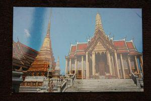 THAILAND - SIAM, Lakorn, Bangkok, Emerald Buddha Temple