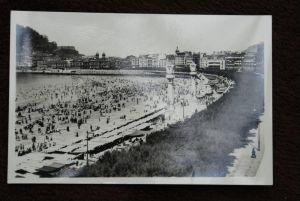 E 200.., SAN SEBASTIAN, Playa y Paseo de la Concha