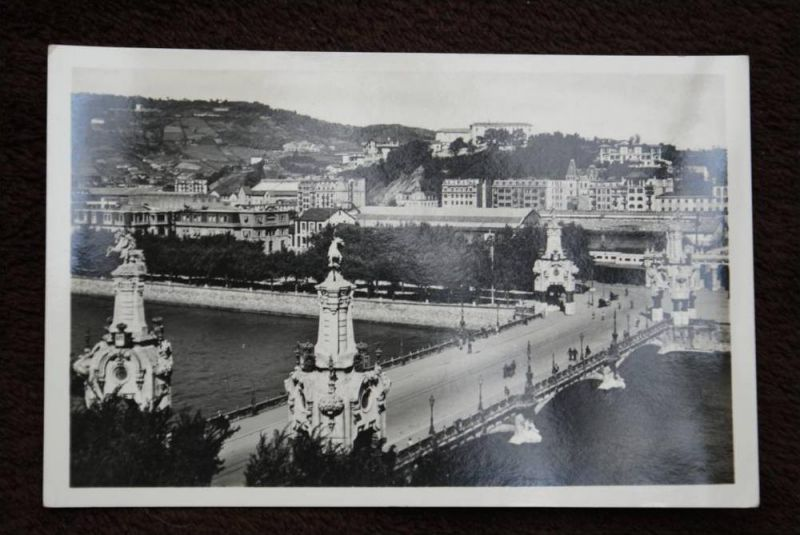 E 200.., SAN SEBASTIAN, Puente de Maria Cristina