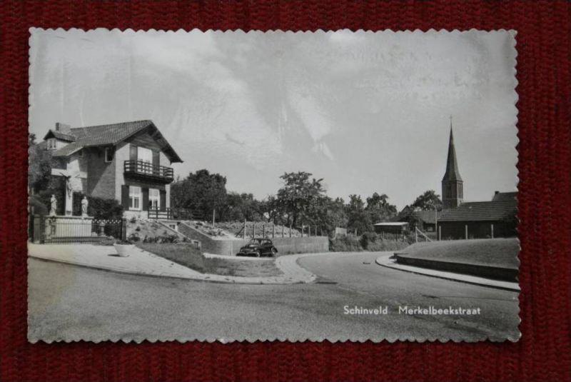 NL - LIMBURG - ONDERBANKEN - SCHINVELD, Merkelbeekstraat