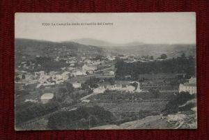 E 36202 VIGO,  La Campina desde el Castillo del Castro