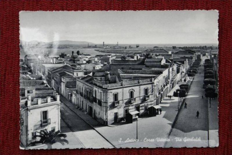 I 09017 Sant'Antioco, Corso Vittorio - Via Garibaldi