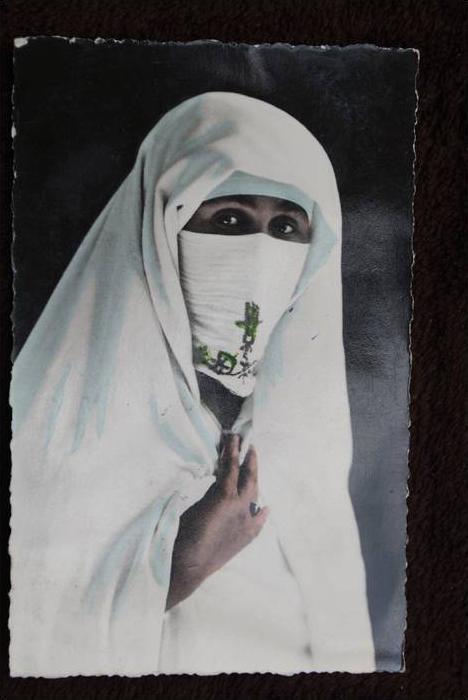 VÖLKERKUNDE - Ethnic - Marokko, 1956