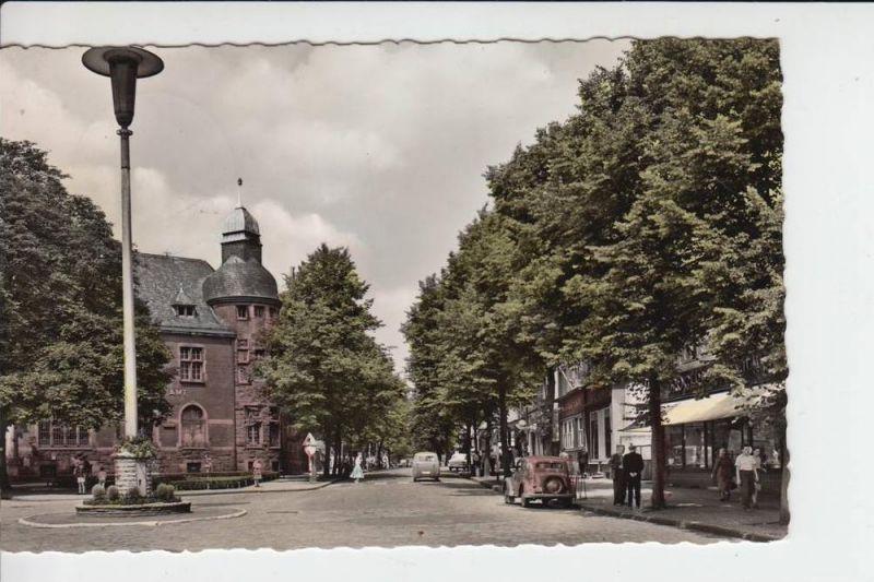 5840 SCHWERTE, Postamt & Postplatz