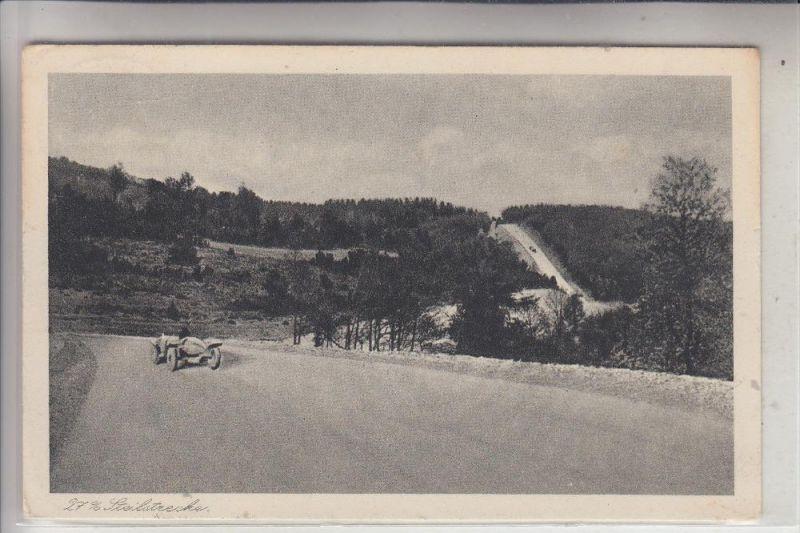 AUTO - RENNSPORT - NÜRBURGRING, Steilstrecke, 1931