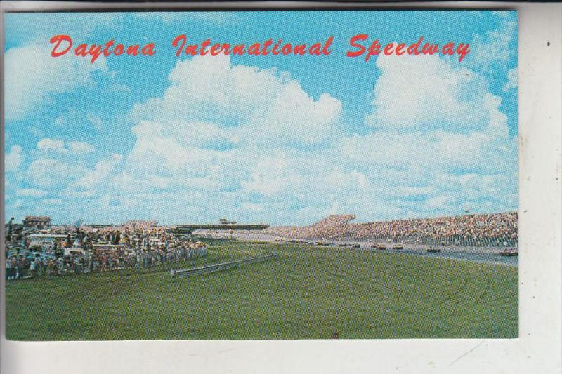 AUTO - DAYTONA International Speedway
