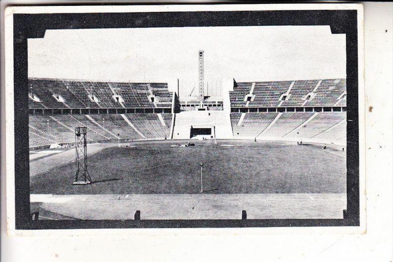 SPORT - OLYMPIA 1936 BERLIN, Reichssportfeld, Olympia-Stadion