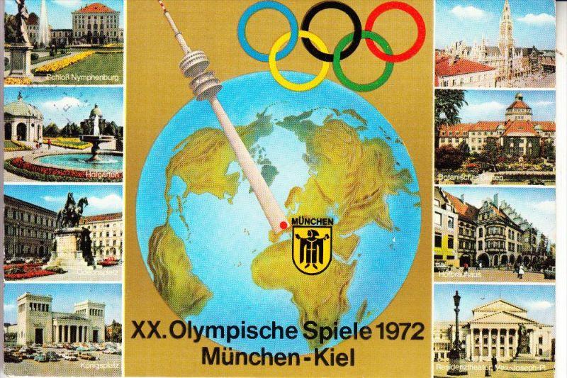 OLYMPIA - MÜNCHEN 1972, Mehrbild