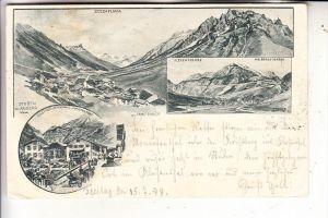 A 6754 STUBEN am Arlberg, Gasthof