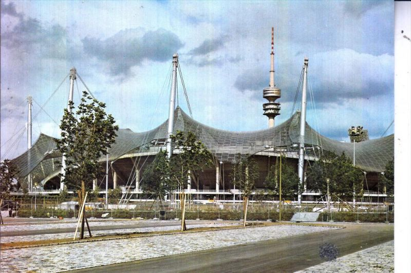 OLYMPIA - MÜNCHEN 1972, Olympiastadion