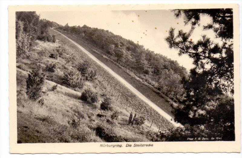 AUTOMOBIL - Nürburgring, Steilstrecke