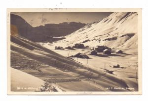 A 6964 ZÜRS, Dorfansicht, 1929