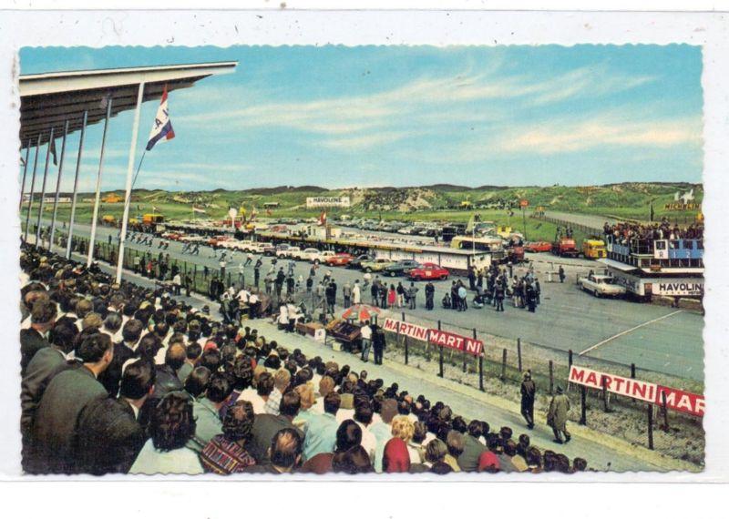 RACING - Tourenwagen, Zandvoort Circuit, 196...