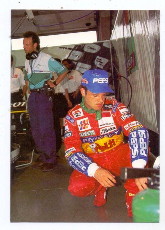 RACING - FORMULA 1, RUBENS BARICELLO