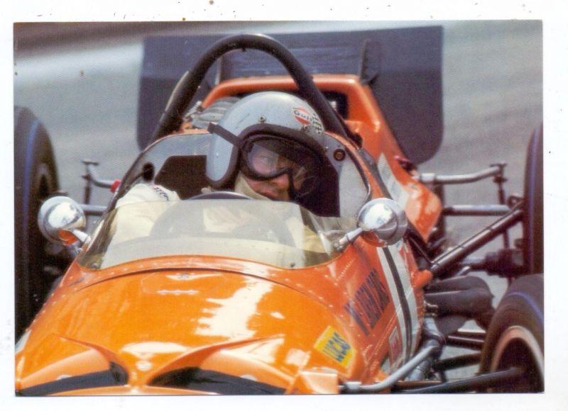 RACING - FORMULA 1, BRUCE Mc LAREN