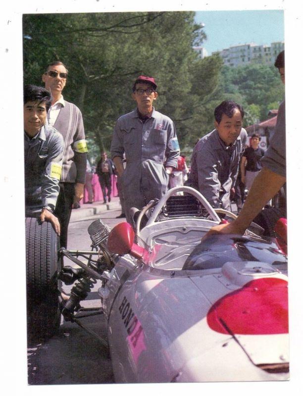 RACING - FORMULA 1, MONACO 1967, HONDA V12 from John Surtees