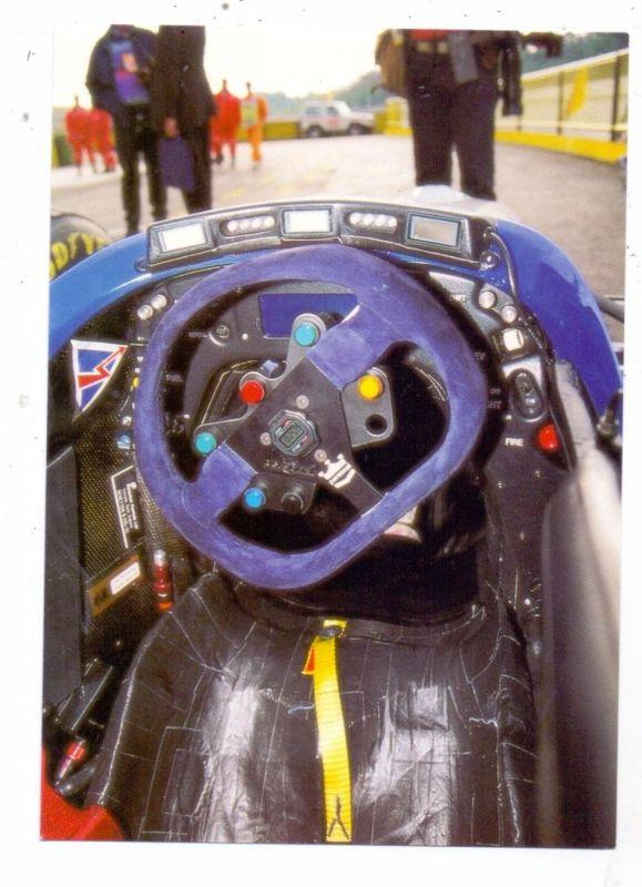 RACING - FORMULA 1, Formel 1 Cockpit