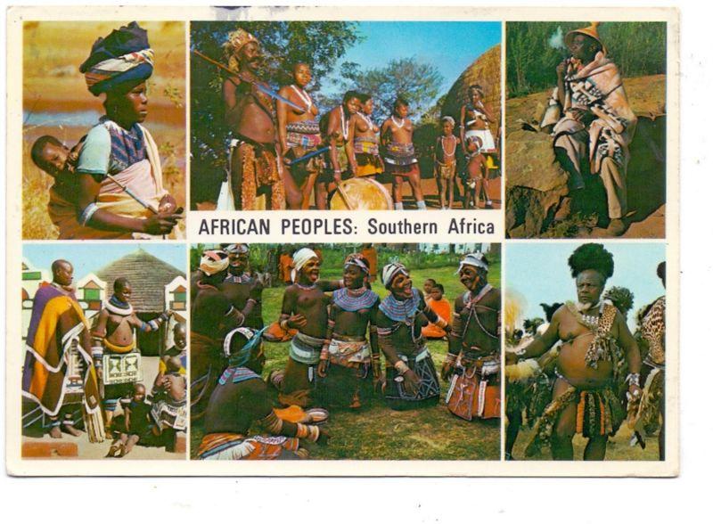 VÖLKERKUNDE / Ethnic - Southern Africa