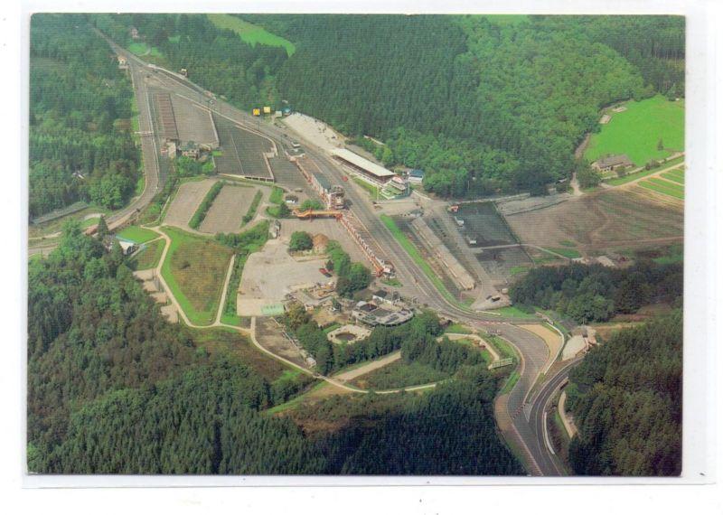 RENNSPORT / Racing - SPA FRANCORCHAMPS, Luftaufnahme / Vue airienne / Luchtopname