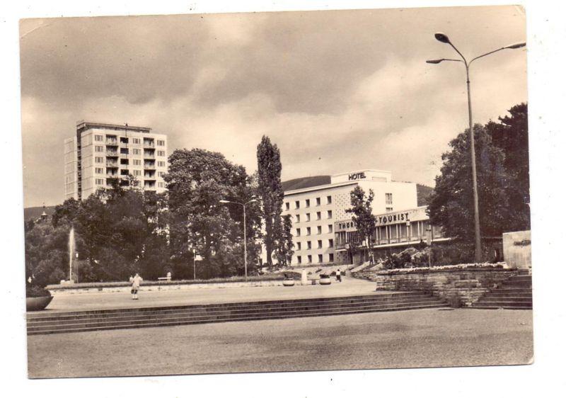 0-6000 SUHL, Hochhaus, Hotel Thüringen-Tourist, 1966