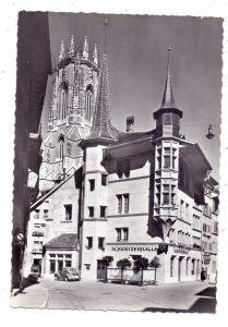 CH 1700 FRIBOURG FR, CAFE SCHWEIZERHALLE, Les Tornalettes, 1965