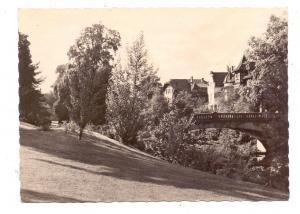 0-5000 ERFURT, Blick zur Pförtchenbrücke, 1961