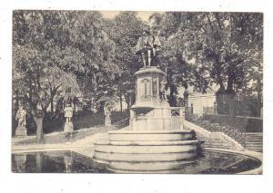 B 1000 BRUSSEL, Monument des Comtes d'Egmont et de Hornes, 1914