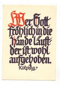 RELIGION - KOLPING,