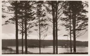 S 17186 SOLNA - Runöskolan, Utsikt över Täljeviken
