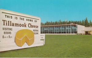 USA - OREGON 97141 TILLAMOOK, Cheese Factory, Käse Fabrik - Formaggio - Fromage - Queso