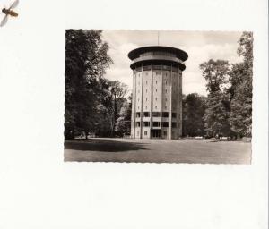 WASSERTURM - water tower, chateau d'eau, watertoren, Aachen - Lousberg