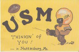 USA - MISSISSIPPI - Hattiesburg - Miss State Football