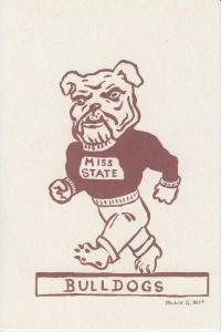 USA - MISSISSIPPI - Hattiesburg - Miss State Bulldogs