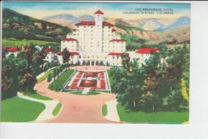 USA - COLORADO - COLORADO SPRINGS - The Broadmoor Hotel