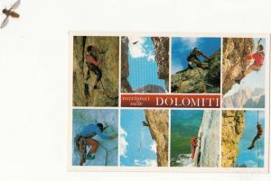SPORT - BERGSTEIGEN, Mehrild-Karte Dolomiti