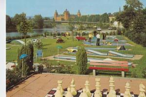 SPORT - SCHACH, Freiluftschach, open air chess - Aschaffenburg