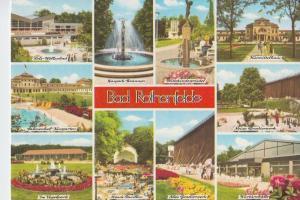 SPORT - SCHACH, Freiluftschach, open air chess - Bad Rothenfelde