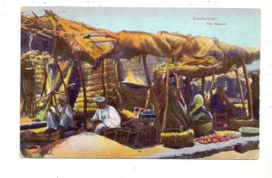 SUDAN - OMDURMAN, The Market, 1911