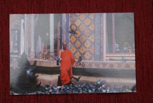 THAILAND - SIAM, Lakorn, Bangkok, Wad Rajbophit Temple