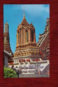 THAILAND - SIAM, Bangkok, Wat Arun, Mondop & Phra-Prang