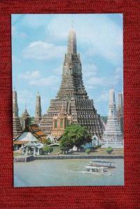 THAILAND - SIAM, Bangkok, Wat Arun, Temple of Dawn