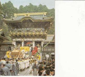 JAPAN - NIKKO - Grand Festival of Toshogu Shrine (May 18th - Oct. 17th.)