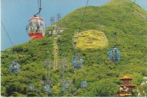 CHINA - HONGKONG, Ocean Peak Cable Car