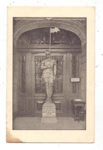 BÖHMEN & MÄHREN - REICHENBERG / LIBEREC, Wimpelmann des Rathauses, Eckfleck