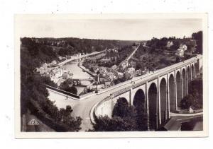 F 22100 DINAN, La Viaduc de Lanvallay et la Rance, 1947