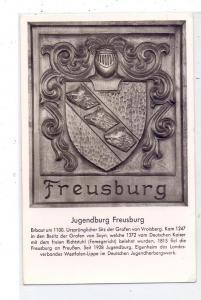 5242 KIRCHEN - FREUSBURG, Wappen, Jugendburg,