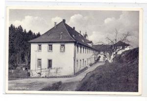 5249 HAMM - MARIENTHAL, Exerzitienhaus, 1954
