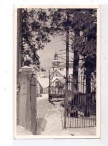 5244 DAADEN, Strassenansicht im Schnee, 1954